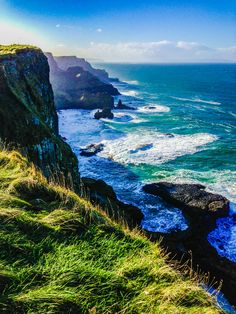 Ireland - Cliffs of Moher - Co. Clare ireland is on the top of the list for places to visit Oh The Places You'll Go, Places To Travel, Places To Visit, Dream Vacations, Vacation Spots, The Road, Ireland Travel, Adventure Is Out There, Northern Ireland