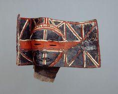Chokwe mask  22,2 cm x 40 cm