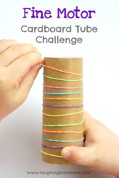 Simple fine motor and colour sorting activity using an egg carton - Laughing Kids Learn Visual Motor Activities, Preschool Color Activities, Fine Motor Activities For Kids, Preschool Learning Activities, Sorting Activities, Preschool Activities, Kids Learning, Funky Fingers, Fine Motor Skills