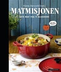 http://www.adlibris.com/no/product.aspx?isbn=8202382513 | Tittel: Matmisjonen; ekte mat fra 10 bloggere - Forfatter:  - ISBN: 8202382513 - Vår pris: 323,-