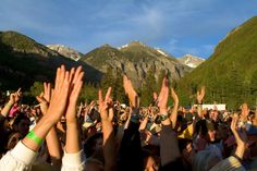 5 Things to do at the Telluride Bluegrass Festival | Telluride | Bluegrass | Music festivals | Live music | concerts | Colorado | Denver music | things to do in Denver | Denver this summer | Summer music | 303 Music | 303 Magazine