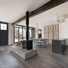 Rénovation en Angleterre par Marta Nowicka & Co - Journal du Design