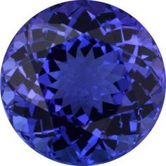 Tanzanite 4195: Natural Fine Rich Blue Purple Tanzanite - Round - Tanzania - Top Grade -> BUY IT NOW ONLY: $512.1 on eBay!
