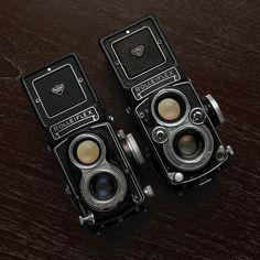Rolleiflex - its next on my list!
