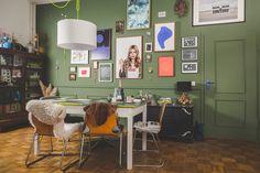 living room.   #wohnzimmer #livingroom #farrowandball #vitra #hay #habitat #studiohammel