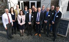 The Eden Tourism Team and speakers and workshops facilitators at the 2017 Eden Tourism Summit at Askham Hall