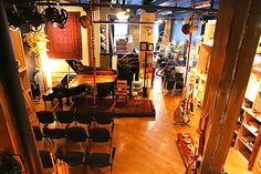 Donald Quan& cabinet of musical curiosities, known as Musideum, hosts A wonderful place where musicians and audience create an interweaved tapestry performance, go then you'll know! Artist Loft, Wonderful Places, Musicals, Tapestry, Concert, Spaces, Cabinet, Create, Hanging Tapestry