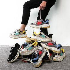 1f9fe782eec3 Dad shoes  os tênis feios que você ainda vai usar