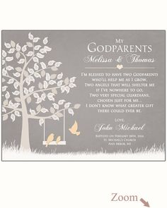 Godmother Gift - Godfather Gift - Baptism Gift for Godparents - Christening Gift for Godparents - Personalized Name and Date Key Chains Godparent Gifts, Baptism Gifts, Christening Gifts, Baptism Ideas, Godfather Gifts, The Godfather, Baby Dedication, Dedication Ideas, Online Invitations