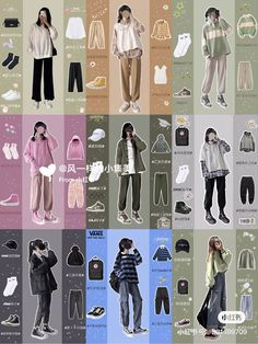 Casual Hijab Outfit, Cute Casual Outfits, Outfits For Teens, Pretty Outfits, Beautiful Outfits, Korean Outfit Street Styles, Korean Street Fashion, Korean Outfits, Kpop Fashion Outfits