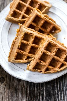 Have Your Cake and Eat It Too: Healthy & Delicious Carrot Cake Waffles