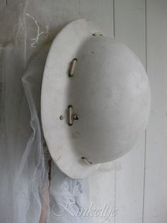 Oude helm