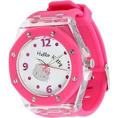 Hello Kitty - Glitter Hello Kitty Watch