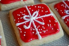 Sugar Cookie Present