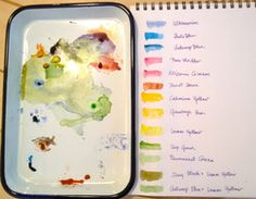 Art Painting Lessons And Tutorials - Watercolor Painting Lessons With Jacqueline Burke