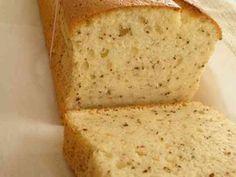 檸檬と紅茶のケーキの画像