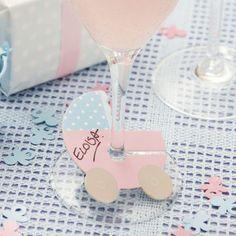 Tiny Feet Glas Marker (10st)