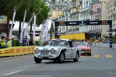 Driving in the city ! Grand Prix de Montreux, september 2014