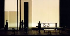 robert wilson stage - robert wilson stage design - Google Search --- #Theaterkompass #Theater #Theatre #Schauspiel #Tanztheater #Ballett #Oper #Musiktheater #Bühnenbau #Bühnenbild #Scénographie #Bühne #Stage #Set