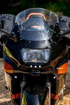 Kawasaki Zzr 600 E Heiliges Blechle Collor Design By