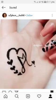Latest Henna Designs, Stylish Mehndi Designs, Bridal Henna Designs, Mehndi Designs For Fingers, Latest Mehndi Designs, Simple Mehndi Designs, Mehndi Designs For Hands, Henna Tattoo Hand, Henna Tattoo Designs