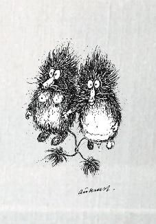 Kjell Aukrust Lion Art, Gnomes, Painters, Dandelion, Illustration Art, Tattoo, Paper, Drawings, Artist