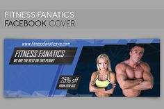 This item is created in Adobe Photoshop It is suitable for all fanatic fitness people around the world who want to have cool FB cover. Tune up your Social Media Template, Social Media Design, Business Brochure, Business Card Logo, Youtube Channel Art, Indesign Templates, Business Illustration, Cover Template, Fb Covers