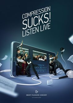 Smart Pleasure Concert: Smartphonchestra | Ads of the World™