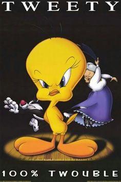 Cool Looney Tunes Cartoons, Cool Cartoons, Disney Cartoons, Best Cartoon Characters, Favorite Cartoon Character, Tweety Bird Quotes, Cartoon Quotes, Photo Wallpaper, Galaxy Wallpaper
