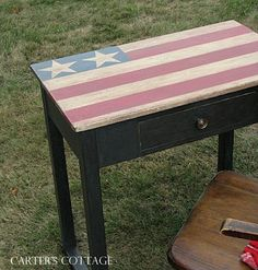 Carter's Cottage: The story of a little desk
