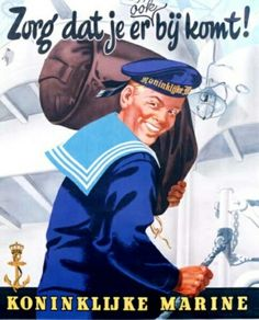 Royal Dutch, Navy Marine, Travel Posters, Marines, Vintage Posters, Marine News, Holland, Captain Hat, Pin Up