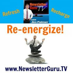 Why you need to refresh, recharge and reenergize! #entrepreneur #Smallbusiness