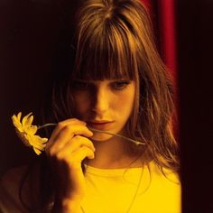 "killerbeesting: "" Tony Frank, Jane Birkin, 1970 """