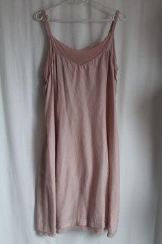 cocon.commerz PRIVATSACHEN EDELTON Kleid aus Seide in rosé Gr. 2