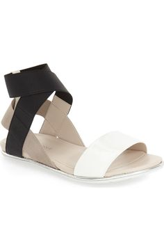 Kenneth Cole New York 'Oscar' Ankle Strap Sandal (Women)
