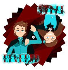 Reverse Gravity Falls | Tumblr