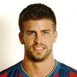Football ©: Gerard Piqué (Spain) [{Piqué is one of the best central defenders in the world. He was born on February 1987 in Barcelona, Spain. History Of Soccer, Payday Loans Online, Defenders, Barcelona Spain, Biography, February, Football, Pique, Soccer