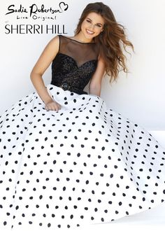 Sadie Robertson Live Original by Sherri Hill 21328 Not much of a fan of the top but love the rest