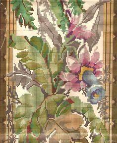 Cross Stitch Borders, Cross Stitch Patterns, Stitch 2, Cross Stitch Embroidery, Needlepoint, Needlework, Tapestry, Crafts, Painting