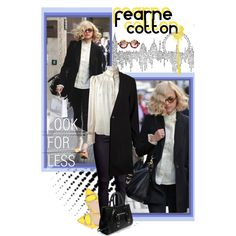 """""""#40: Celebrity Look For Less [Fearne Cotton]"""" by bloshlife on Polyvore"""
