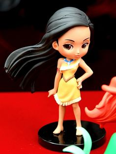 Gal's Shiny Treasures — Image source Disney Q Posket Petit! Now this is a...