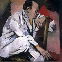 200. Ritratto di Mario Alicata - 1955