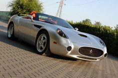 Zagato Ferrari 550 GTZ Barchetta 2008