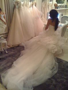 wedding dress Steven Khalil