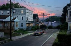Gregory Crewdson. 'Untitled (Worthington Street)' from the series 'Beneath the Roses' 2006