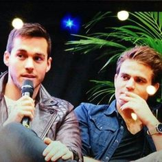 Image result for chris wood paul wesley