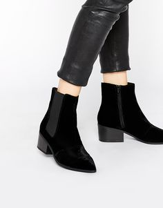 Image 1 of ASOS RACE AGAINST TIME Chelsea Ankle Boots