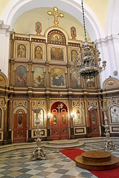 Nicholas' Church, Kotor, The Orthodox Church of St. Nicholas dates from the early century and occupies a position on St. Luke's Square in Old Town Kotor. Albania, Montenegro Kotor, Bosnia Y Herzegovina, Cathedral Church, Church Architecture, Chapelle, Serbian, Place Of Worship, Kirchen