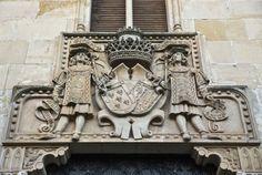Ciudad Rodrigo, Salamanca, Castile and León, Spain. VIA.