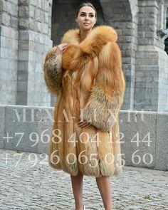 Fox Fur Coat, Fur Coats, Black Women, Sexy Women, Red Fox, Fur Jackets, Lush, Outfits, Nice